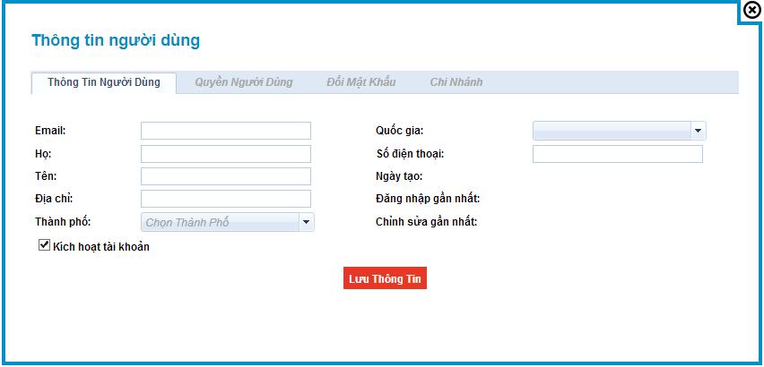 Hướng dẫn thêm người dùng mới Phần mềm quản lý bán hàng S3