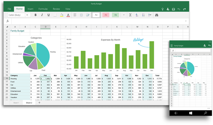 Excel - Digital Transformation